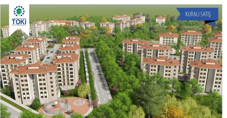 TOKİ Kırıkkale Başvuru 2020