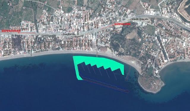 Seferihisar Ürkmez Yat Limanı Projesi ÇED Raporu Onaylandı