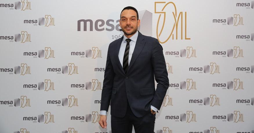 Mesa 'En Beğenilen İnşaat Şirketi' Oldu