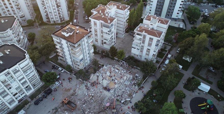 İzmir'de Yıkılan 36 Bina İmar Barışından Faydalanmış!