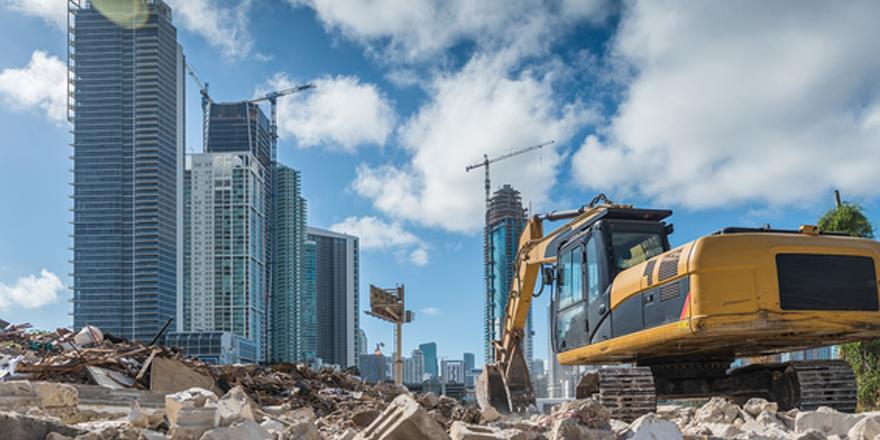 8 Yılda 390 Bin Bina Yıkıldı