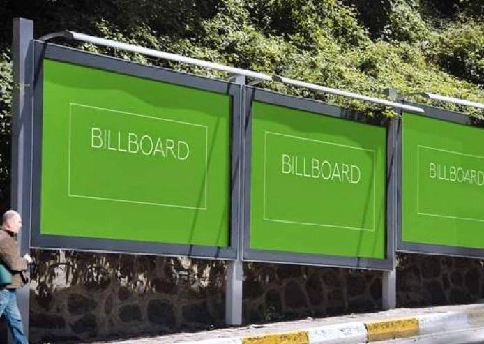 Billboard Reklam Panoları
