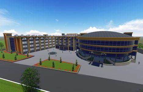 Kahramanmaraş Kuyumcu Kent'in İnşaatı Hızlandı!