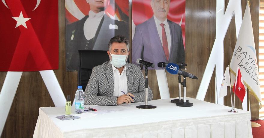 Bayraklı'da Hak Kaybını Önleyecek İmar Plan Revizyonu Onaylandı