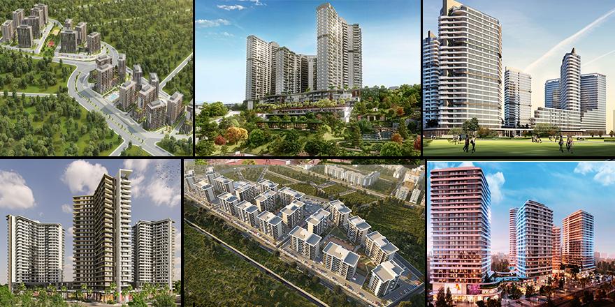 İzmir'in En Büyük Konut Projeleri!