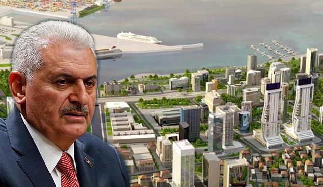 Başbakandan İzmir'in 'Manhattan Projesi'ne Gönderme!