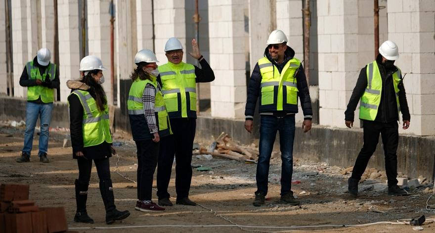 Sedimega İnşaat 2021'de 2 Yeni Projeye Başlayacak
