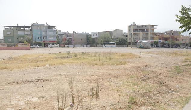 Bornova'da 31 Bin Metrekare Alan Kamulaştırıldı