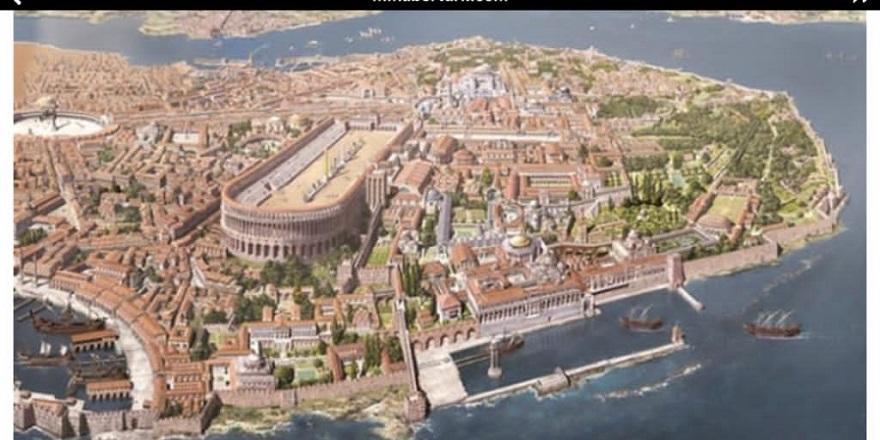 İstanbul, Roma ve Paris'i Geçebilir