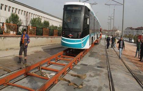 Kocaeli Akçaray Tramvayında Test Sürüşü Mart'ta Başlıyor!