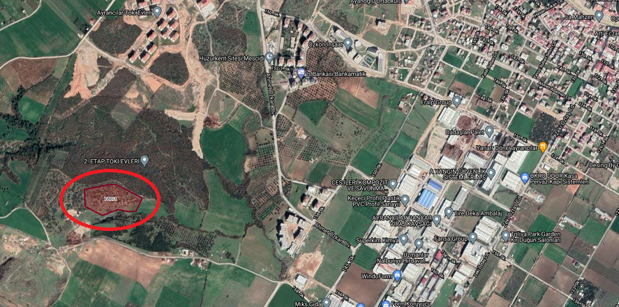 Torbalı Belediyesi'nden 16.5 Milyon TL'ye Satılık Arsa