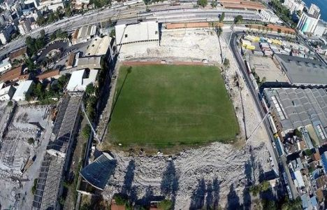 Alsancak Stadı Mart'ta İhaleye Çıkıyor!
