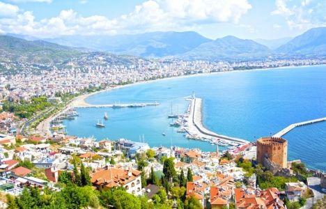 Antalya'da Parçacık Planlı Kentsel Dönüşüm!