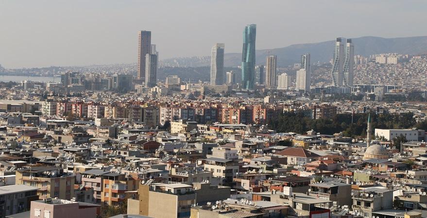 İzmir Büyükşehir Belediyesi Kentsel Dönüşüm İmar Planlarını Hazırladı