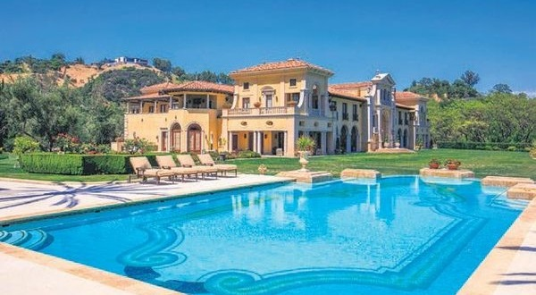 Dünyanın En Pahalı Evi Satışta:  1 Milyar 174 Milyon TL