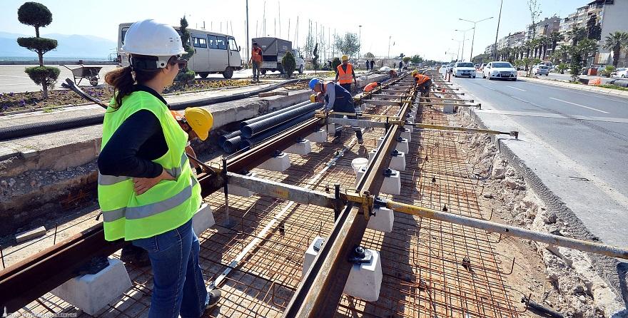 Çiğli Tramvay İnşaatında Yeni Mezun ve Mimar Çalıştırma Şartı!