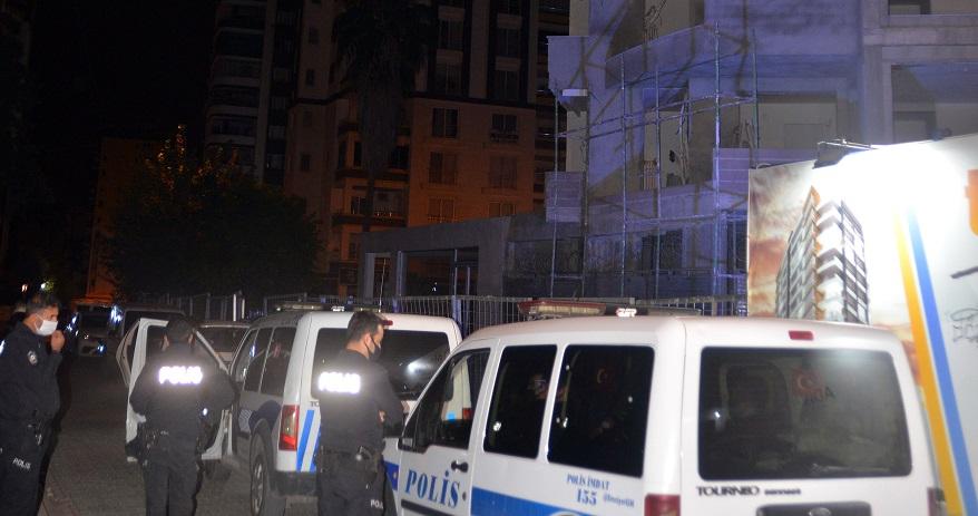 Kemalpaşa'da İnşaattan Malzeme Çalan Hırsız Yakalandı