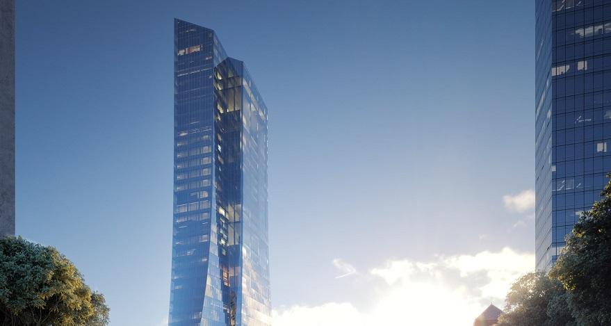 Azerbaycan Merkez Bankası İnşaatını Tekfen Üstlendi