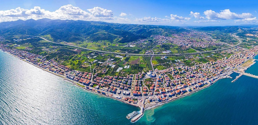 Çevre ve Şehircilik Bakanlığı Güzelbahçe'de 6 Arsayı Satışa Çıkardı