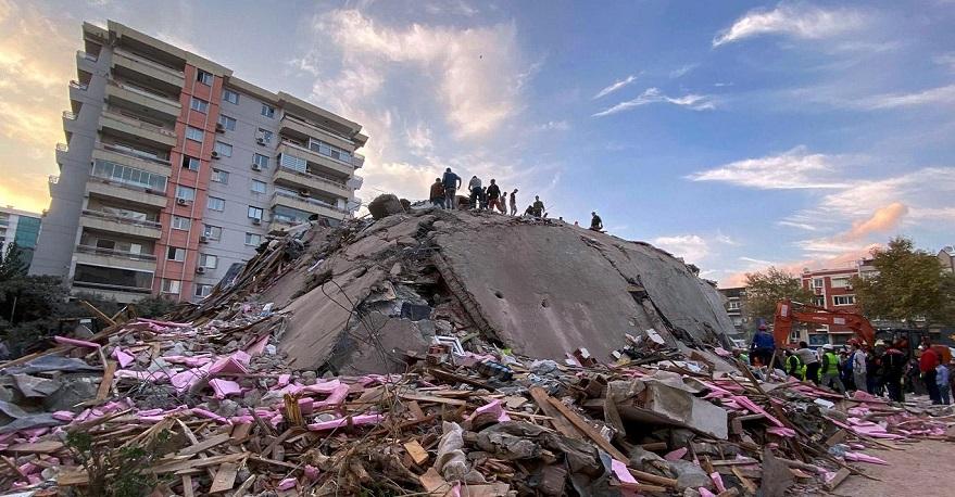 İzmir Depreminde Yıkılan Binaların Ortak Özelliği!