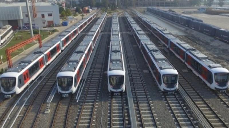 Halkapınar-Otogar Metro Projesi İçin 3 Bin TL Ödenek Ayrıldı