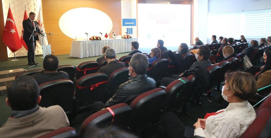 İzmir'de Kentsel Dönüşüm Çalıştayı Düzenlendi!