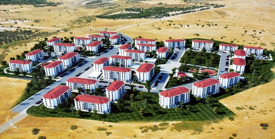 TOKİ Aliağa Projesi Son Durum 2021
