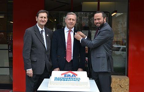 ERA Gayrimenkul Türkiye'nin Genel Müdürü Özhan Atalay Oldu!
