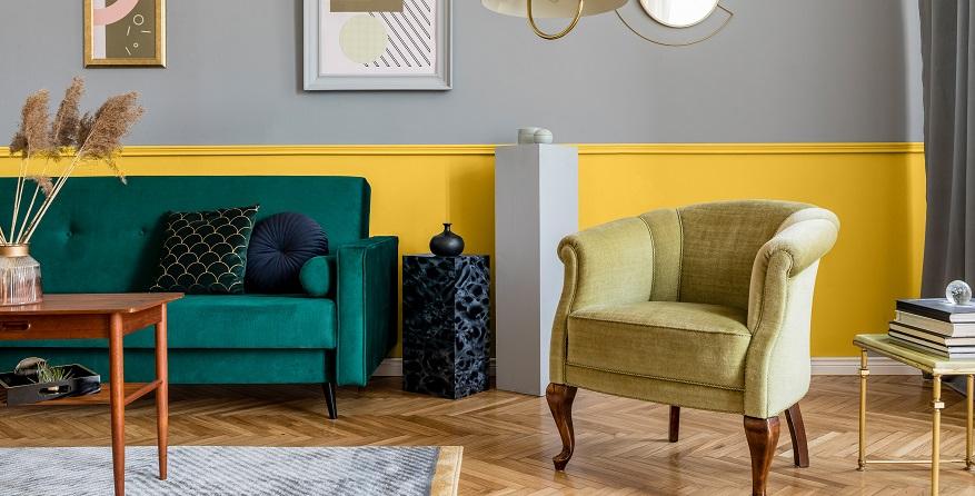 Bu Yılın Trend Renkleri: Gri ve Sarı