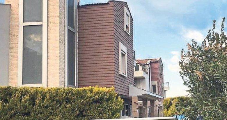 Işın Karaca Urla'da Villa Kiraladı