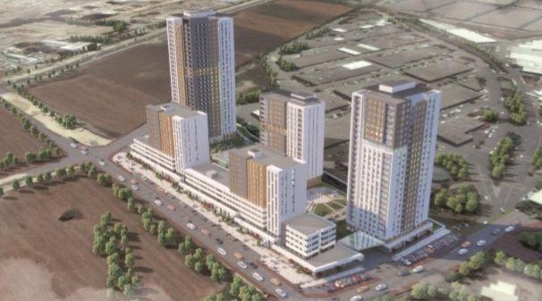 Sur Yapı Bahçekent Projesinin Detayları Belli Oldu!