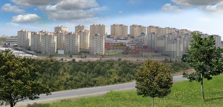TOKİ'den Karabağlar Uzundere'ye 809 Konutluk Yeni Proje! İhalesi Bugün
