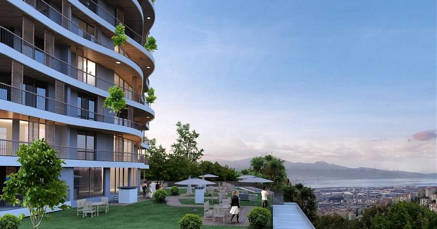 Sirius Loft Projesindeki Bahçeli ve Penthouse Daireler Satışa Çıktı