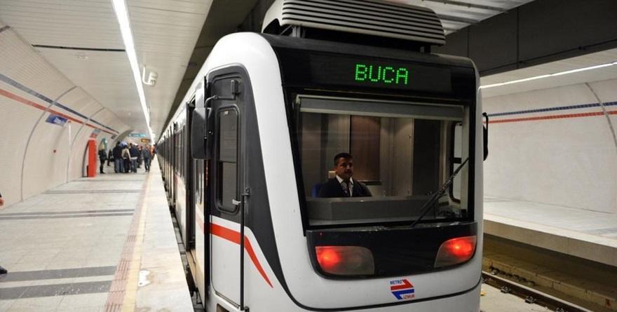 Buca Metrosunun İhalesi Şubatta Yapılacak