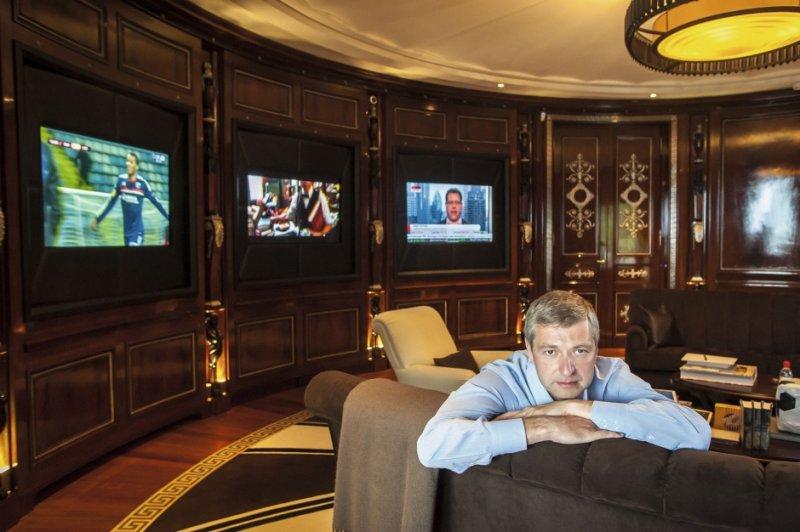 Rus Milyarderin 88 Milyon Dolarlık Sarayı