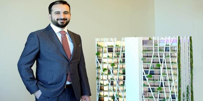 Feres İnşaat'tan Büyükdere Caddesi'ne 1100 Konutluk Proje