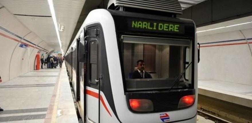 Narlıdere Metrosunun Yüzde 72'si Tamamlandı