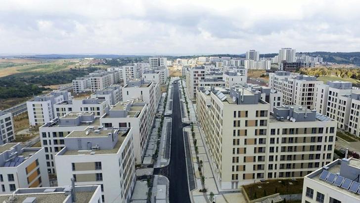 TOKİ'den Başakşehir Kayabaşı'na 521 Konutluk Yeni Proje