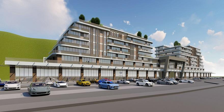 Ankara Vega Cadde Avm 26 Martta Açılıyor