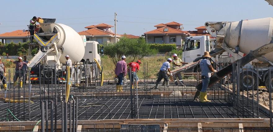 İZTO ve TOBB Demir, Beton ve Çimento Fiyatlarının Düşmesi İçin Devreye Girdi!