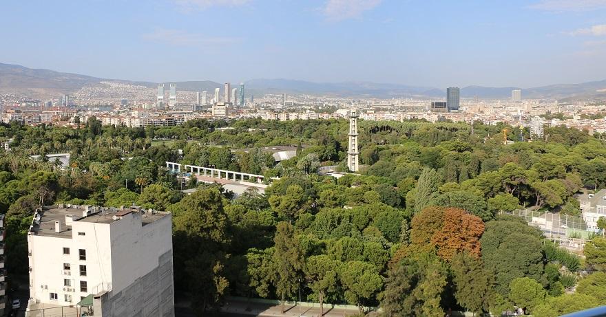ŞPO İzmir Şubesi'nden 9 Maddelik Kültürpark Planı Açıklaması