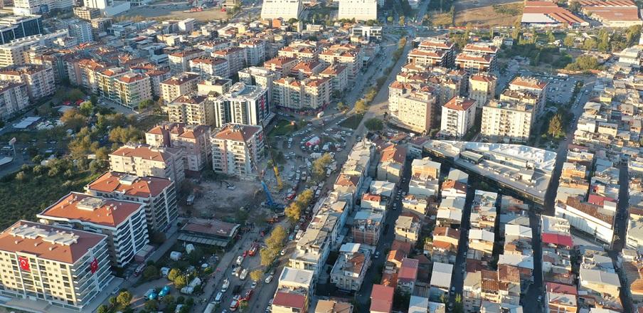 İzmir Depreminde Yıkılan Binaların Mülkiyeti Hazineye Geçti!