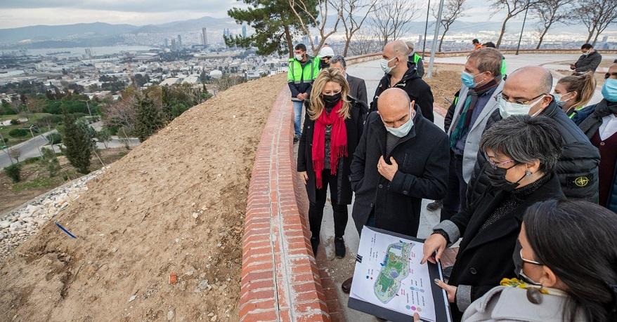 İzmir Büyükşehir Belediyesi 310 Milyon Liralık Arazi Satın Aldı