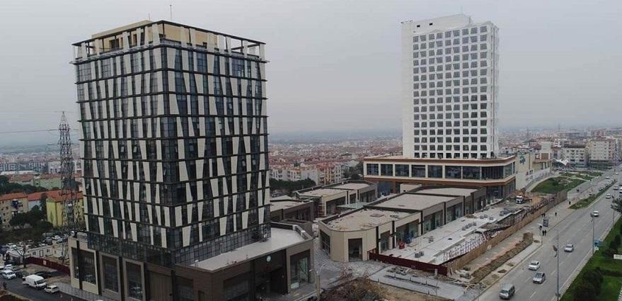 Manisa Büyükşehir Belediyesi Yeni Binasının İnşaatı Bitti