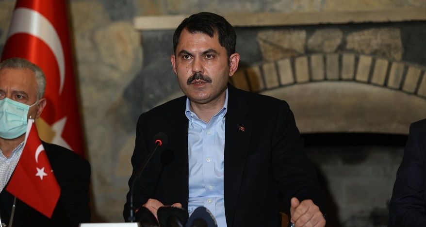Murat Kurum, Büyükşehir'in İzmir'de İmar Kaybını Önleyecek Plan Önerisini Reddetti!