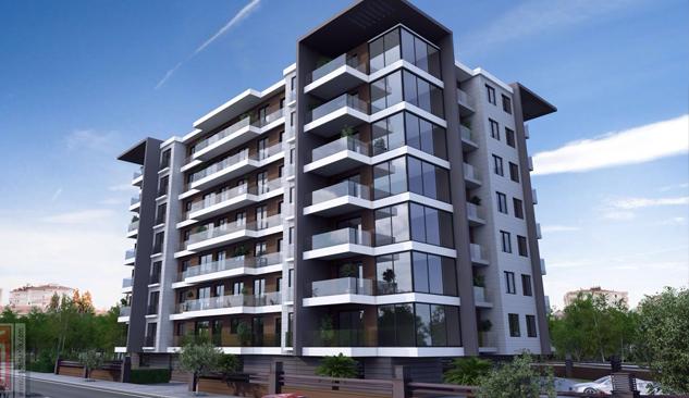 Gülbahçe Evleri'nde Fiyatlar 430 Bin TL'den Başlıyor