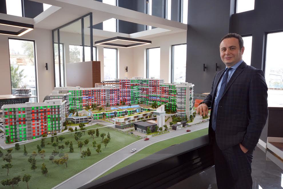 İzmir'in Kuzey Aksı Konut Projeleriyle Değerleniyor