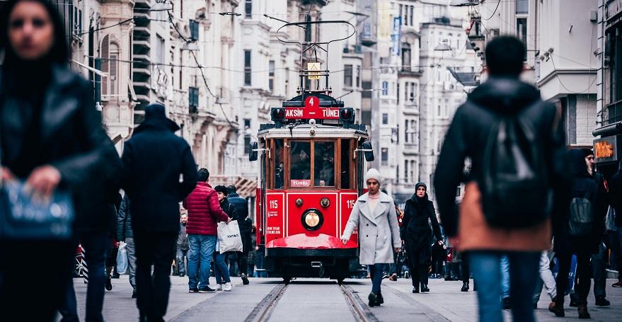 İstanbul Alışveriş Caddeleri Raporunu Açıklandı