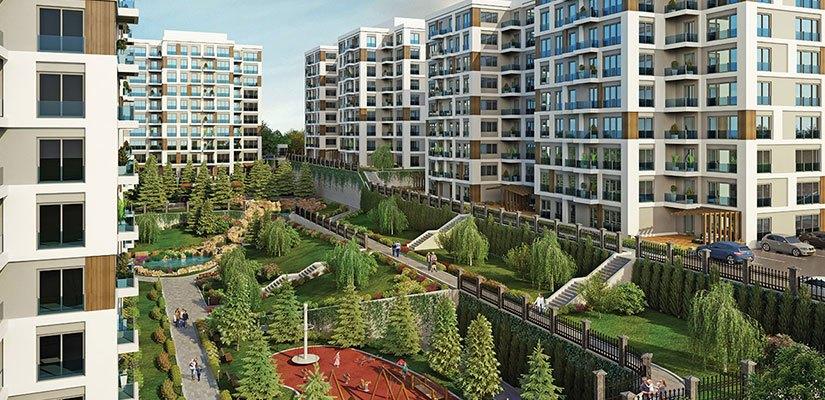 Adres Koru Evleri Satışta! Fiyatlar 370 Bin TL'den Başlayan Fiyatlarla!