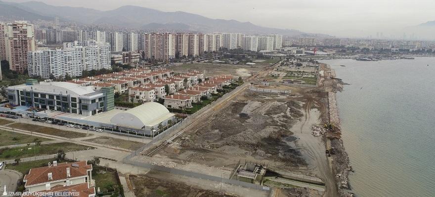 Mavişehir Kıyı Projesi Temmuzdan Önce Tamamlanacak